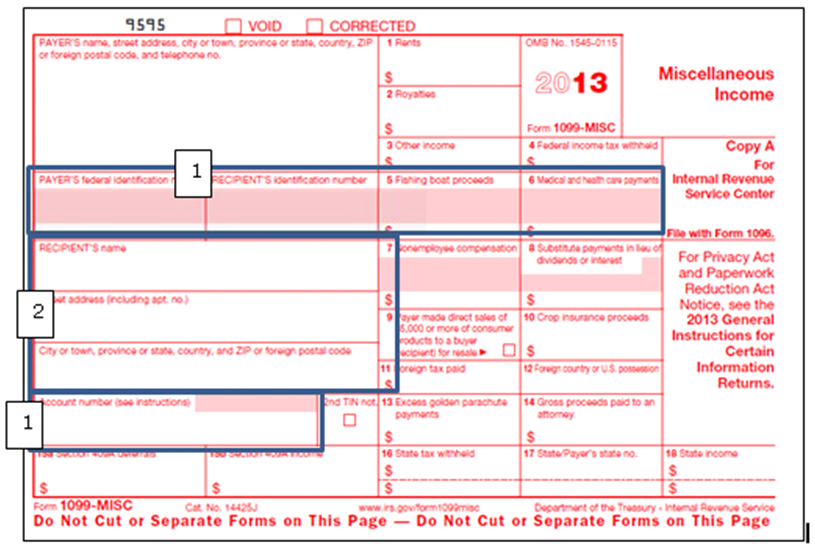 Best Irs Form 1096 Template Images 2011 Irs Form 1096 Template