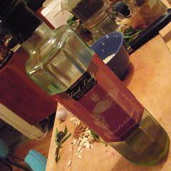 TJ's Unfiltered Olive Oil...Mmmmm....