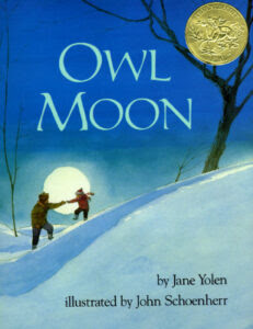 OwlMoon1 231x300 Top 100 Picture Books #30: Owl Moon by Jane Yolen