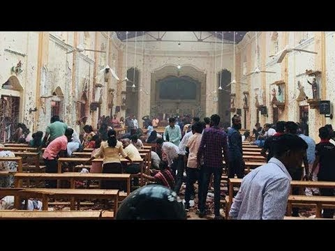 Σρι Λάνκα:Πάνω από 100 οι νεκροί από τις βόμβες στις εκκλησίες