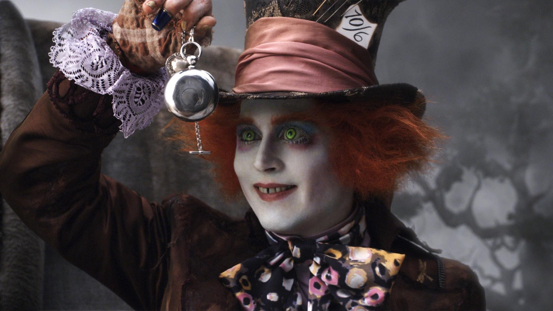 Johnny Depp Mad Hatter Wallpaper 70 Images