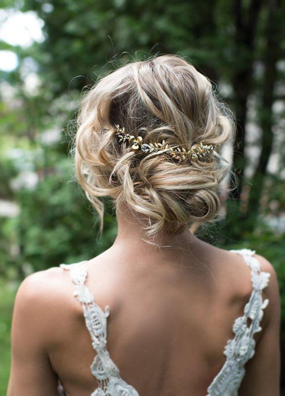 20 Most Beautiful Bridal Updos for Elegant Brides ...