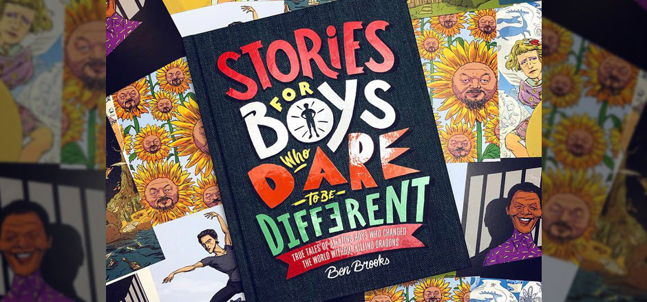 Stories for Boys Who Dared to be Different