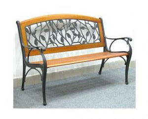 Save 75% Off Garden Treasures Bench at Lowes.com & Other Clearance