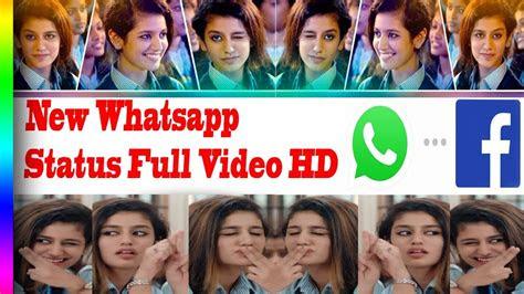 whatsapp video status  youtube