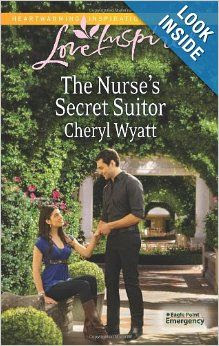 The Nurse's Secret Suitor (Love Inspired\Eagle Point Emergency): Cheryl Wyatt: 9780373878444: Amazon.com: Books