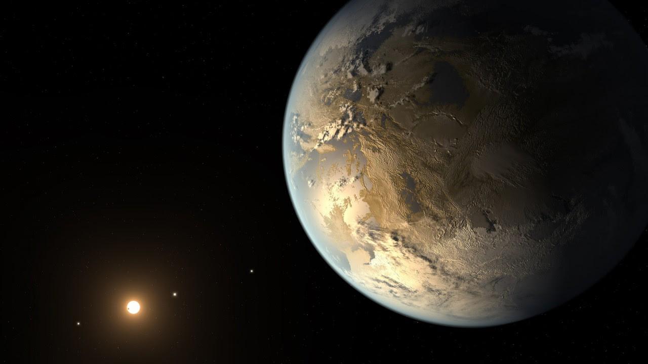 Найдена планета — точная копия Земли