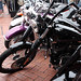 Hard Rock Cafe motorbikes