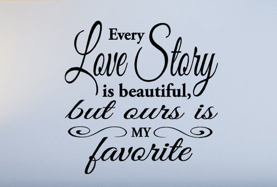 My Love Story Quotes. QuotesGram
