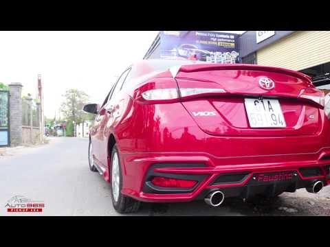 Độ xe hơi bình dương: Toyota vios lên nhiều gói độ cao cấp tại Auto365 Bình Dương.