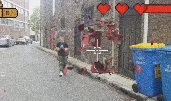 Шутер в дополненной реальности Pixeloco выходит на улицы реальных городов