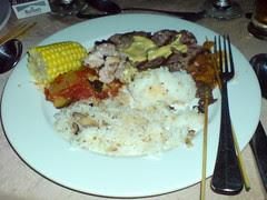 My dinner