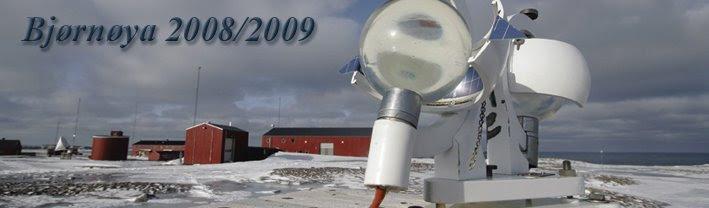 Bjørnøya 2008/2009