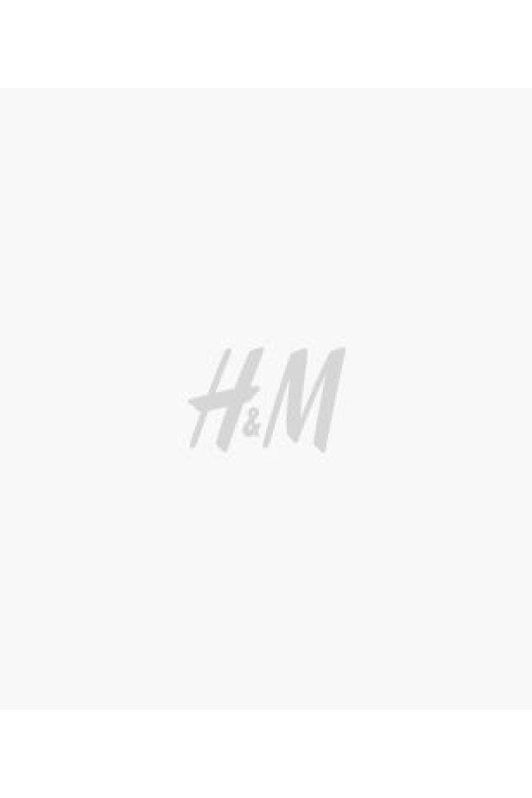 シガレットパンツ - カーキグリーン - | H&M JP 3
