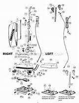 vacuum parts oreck xl vacuum replacement parts. Black Bedroom Furniture Sets. Home Design Ideas