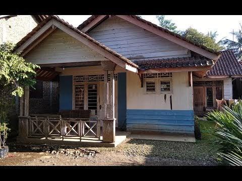 Keren Rumah Semi Permanen Minimalis Sederhana yang Murah Meriah Tapi Nyaman Dihuni, Video viral!