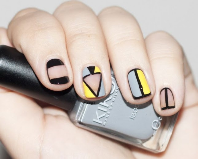 Negative Space Nail Trend