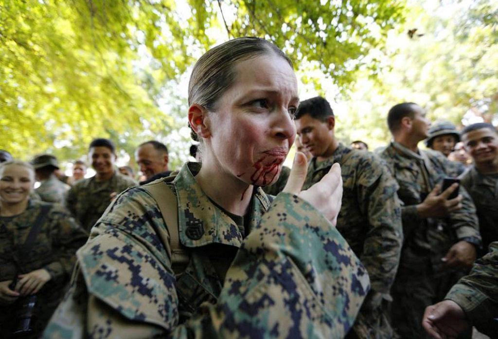 Cobra Gold 2013 - Militares sobrevivem com sangue de cobra na selva tailandesa 18