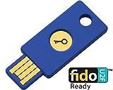 Yubico FIDO U2F準拠 セキュリティキー 並行輸入品