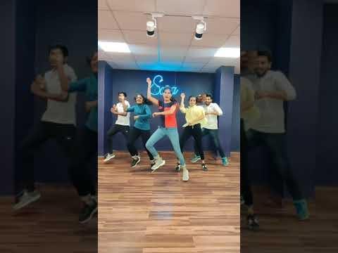 PSY Gangnam style 😎 || Sara dance and fitness studio Tirupati