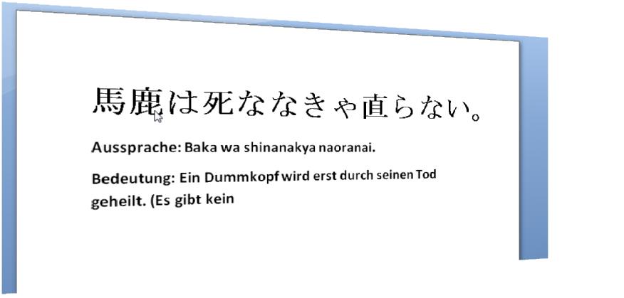Die Japanische Sprache Sprache Japan Infos De