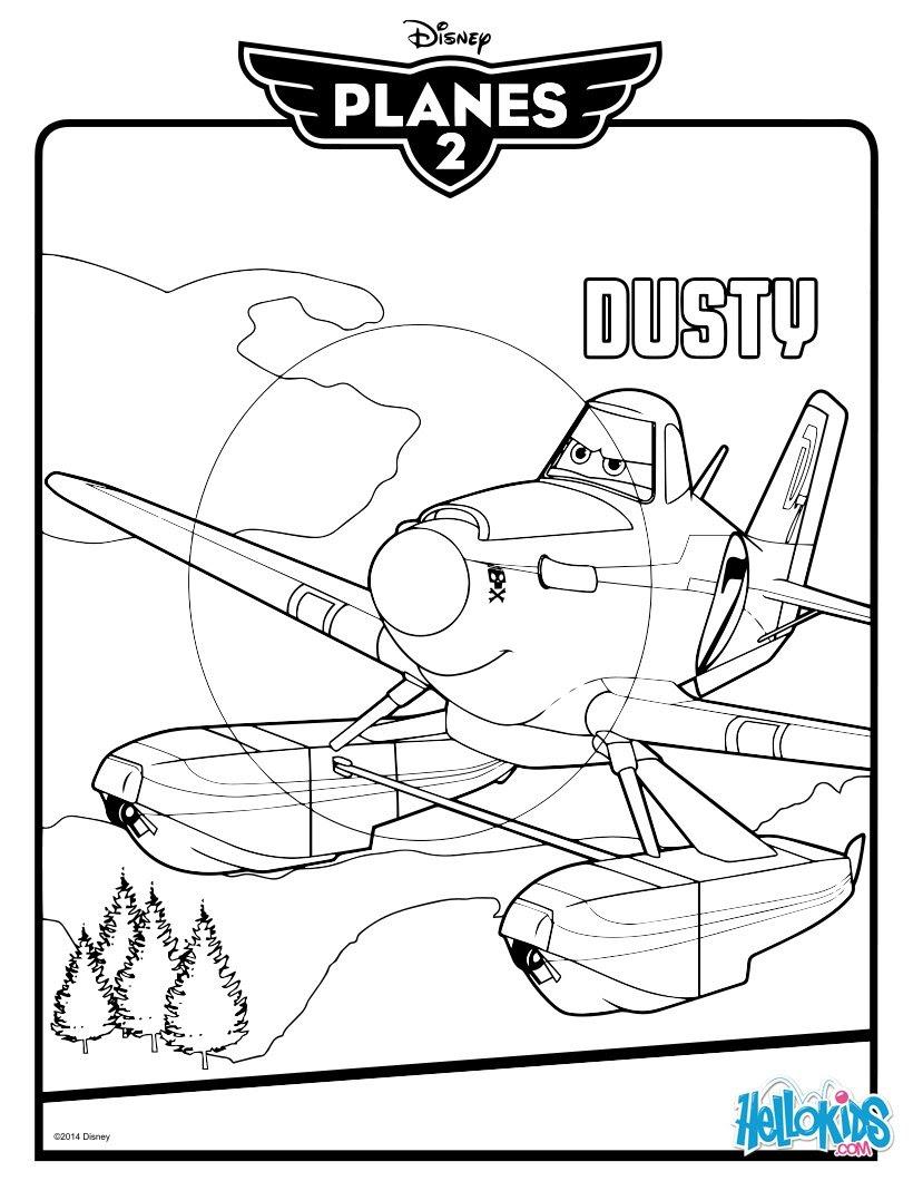 Dusty dans Planes 2