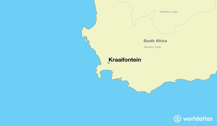 Where Is Kraaifontein South Africa Kraaifontein