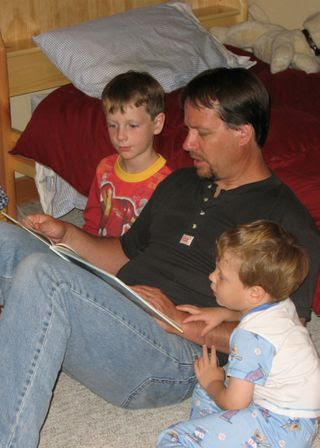 Bedtime story web