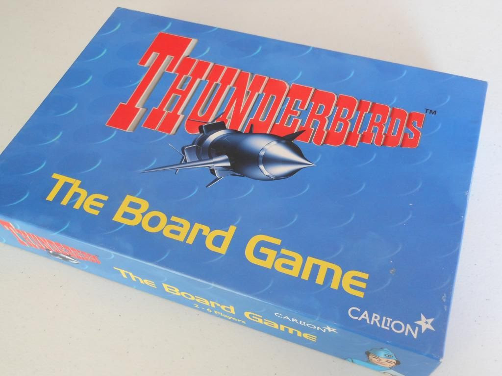 Thunderbirds: The Board Game