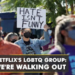 Transphobic show provokes protest, Netflix employees storm out of office | WION News