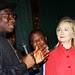 President Goodluck making remarks