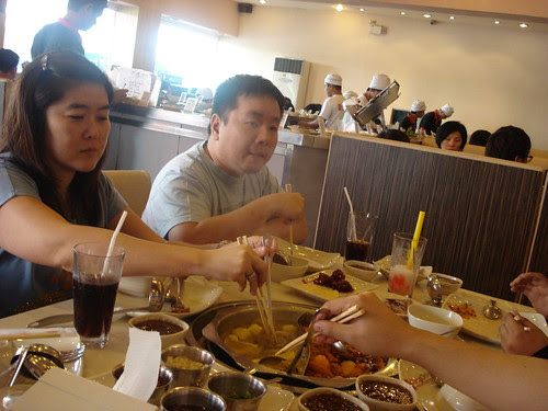 king one hot pot