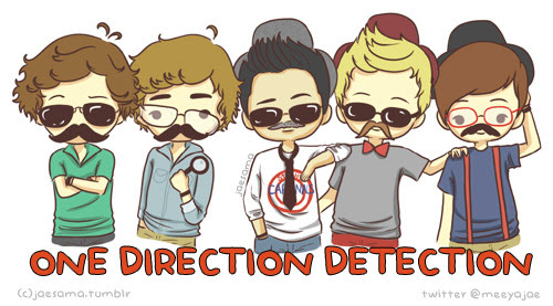 MINI ONE DIRECTION DETECTION!!View full size here (x)DO NOT TAKE MY WATERMARK OFF ON ZAYN'S ARM..I WILL HUNT YOU DOWN.thanks :)xo mia