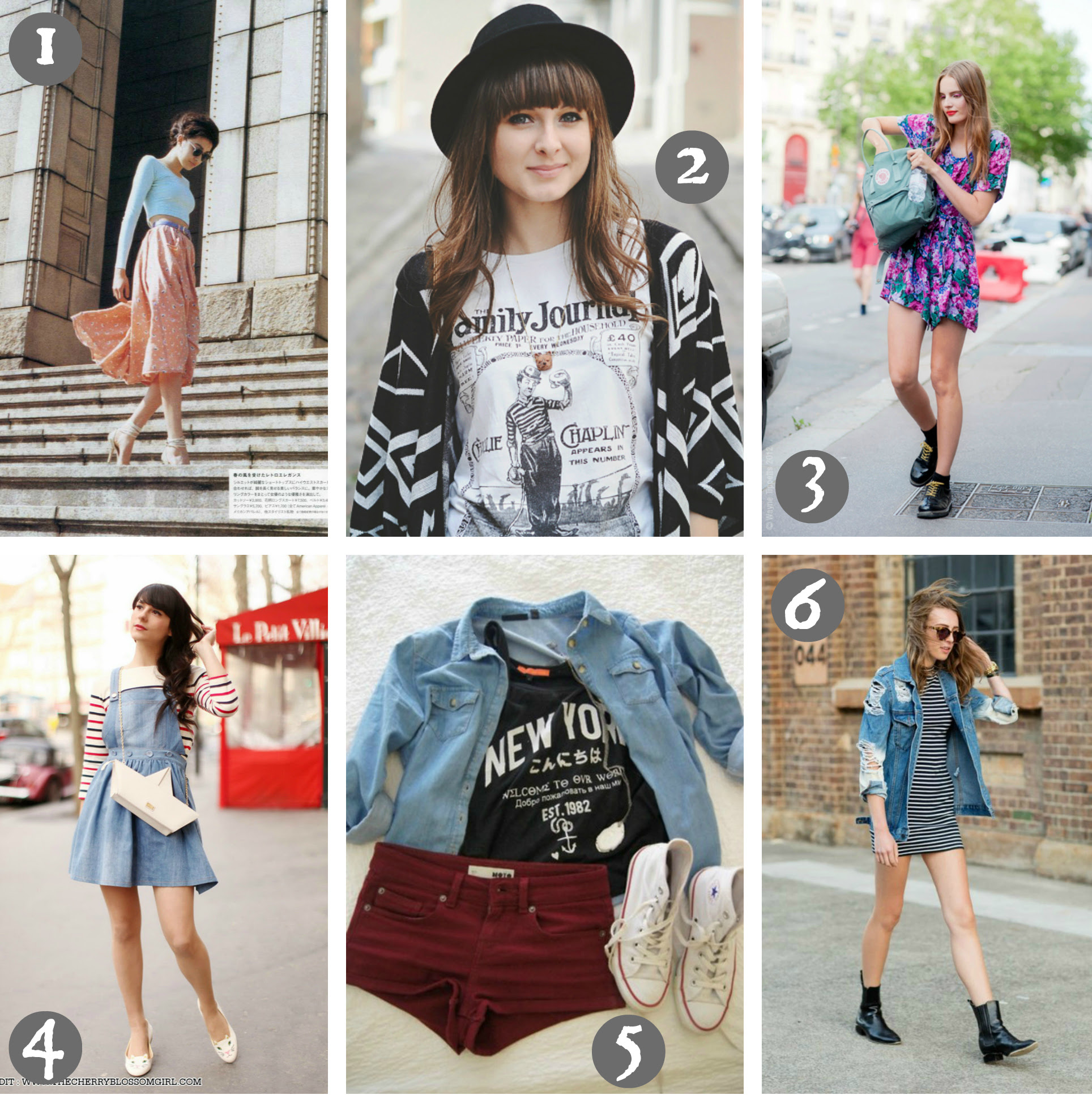 spring style board