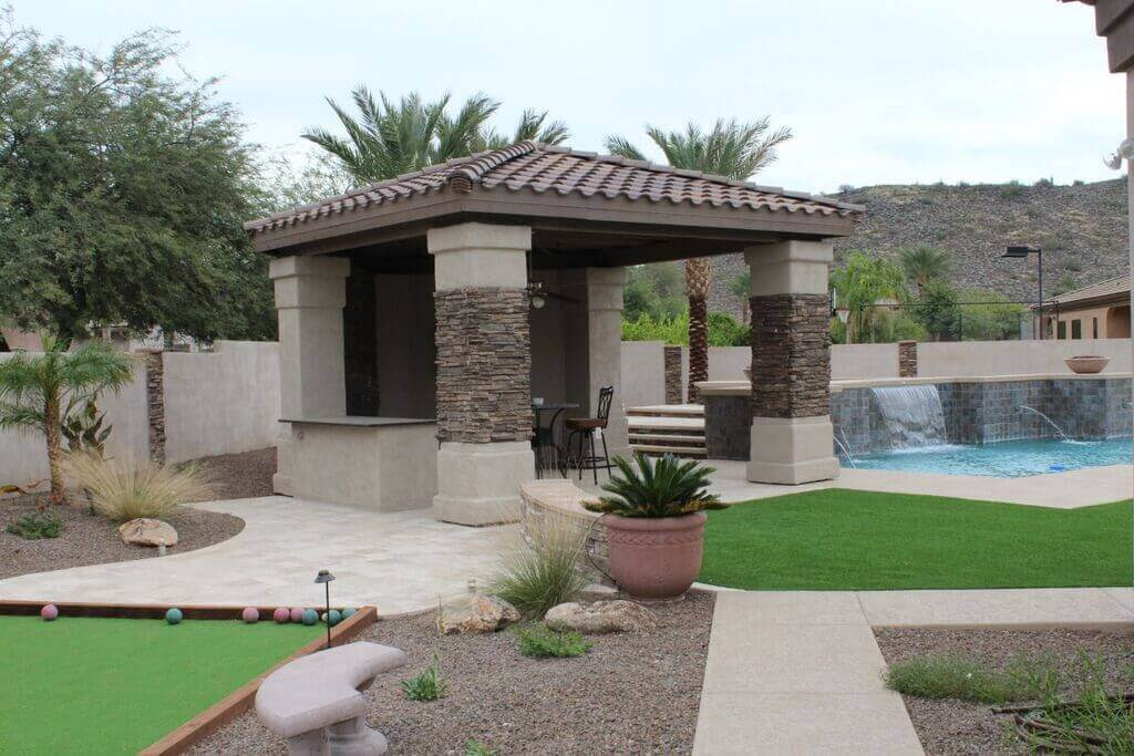 Landscape Design Packages In Gilbert And Mesa Az New Image