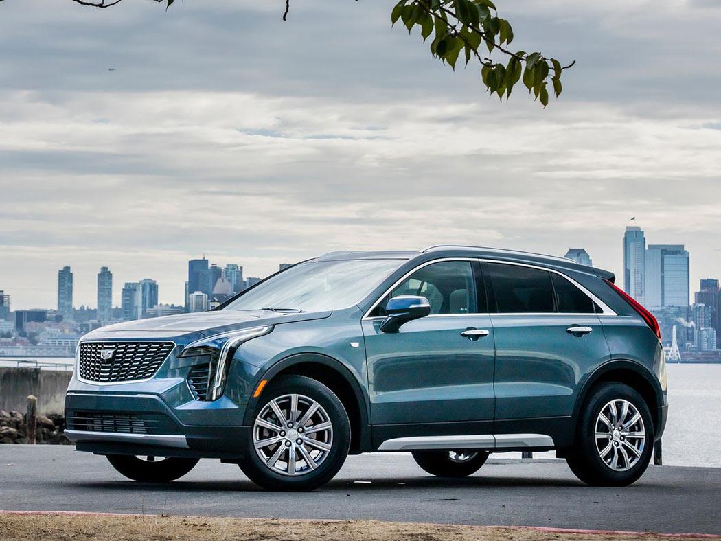 2019 CADILLAC XT4 SUV Lease Offers - Car Lease CLO