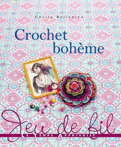 """Mon livre """"Crochet Bohème"""""""