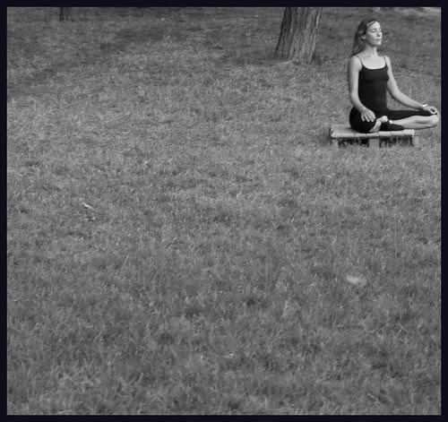 meditatie by hans van egdom