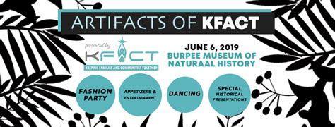 Artifacts of KFACT Fundraiser ? K Fact