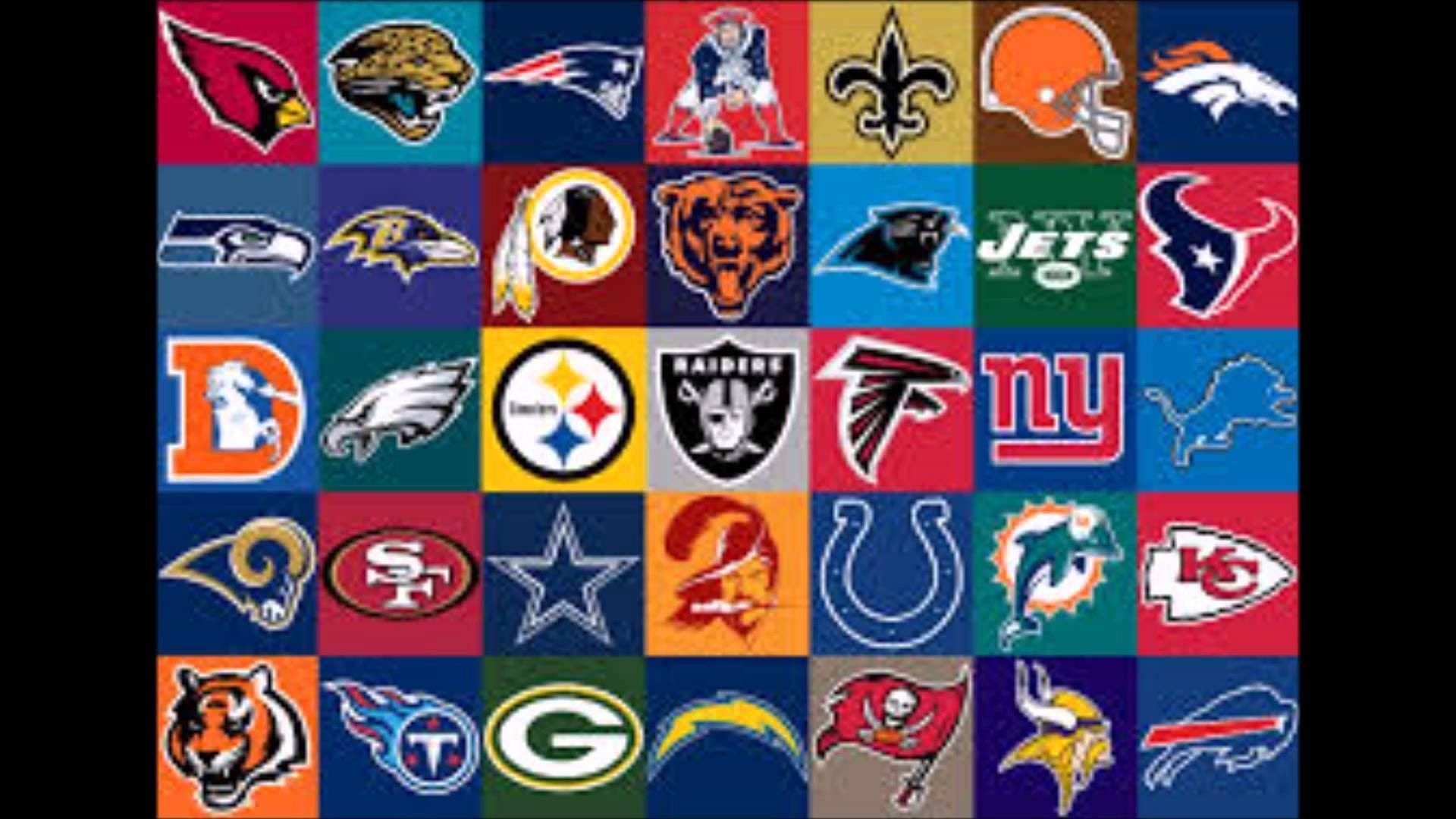 NFL Team Logos Wallpaper (52+ images)