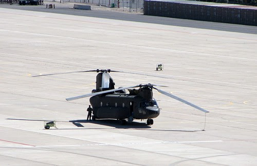 Chinook Helicopter from Singaporean Air Force by CharlesRay2010