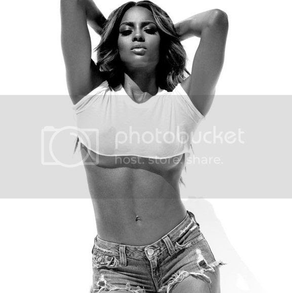 Ciara's sizzling new spread for GQ...