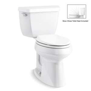 Imposing Toilet 14 Inch Rough Toilet Round Bowl Stalnaker Siphonic