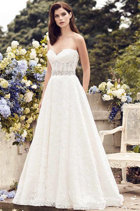 Full Lace Wedding Dress   Style #4738   Paloma Blanca