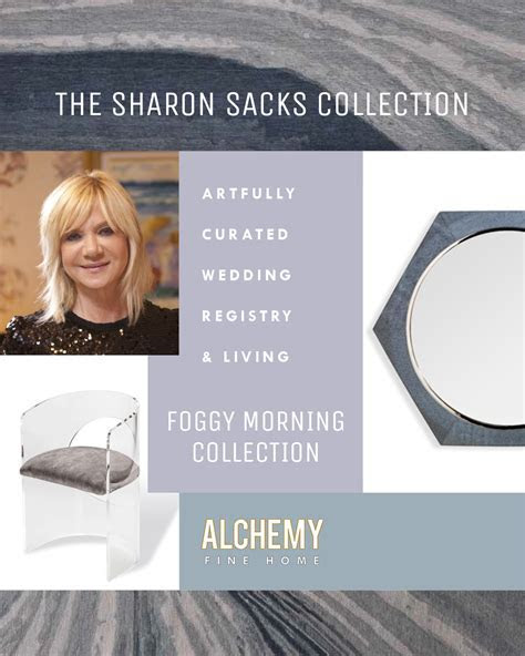 Sharon Sacks and Alchemy Fine Home Collaboration: A Foggy