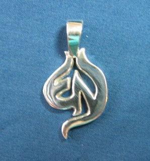 Unique custom pendant made by Payne's Custom Jewelry