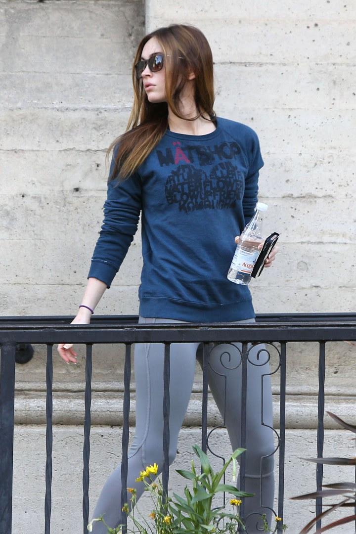 Megan Fox 2014 Pics in tights-09