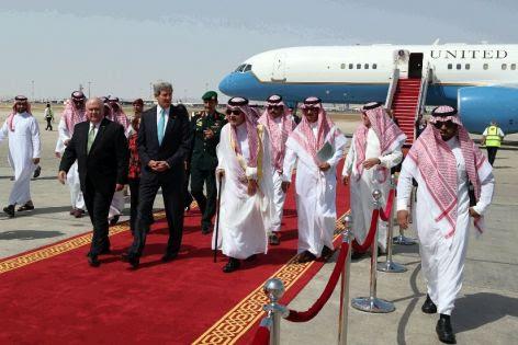 US and Saudi Arabia