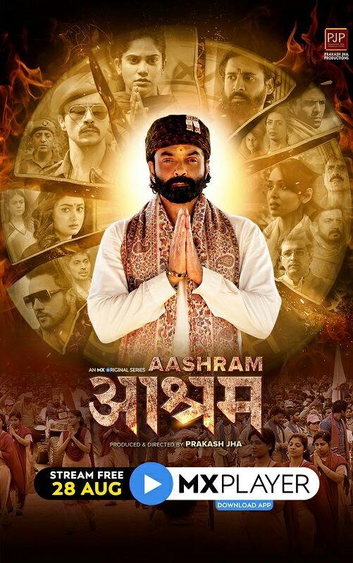 Aashram Season 01 (2020) 480p 720p WebRip Hindi MX Player Web-series