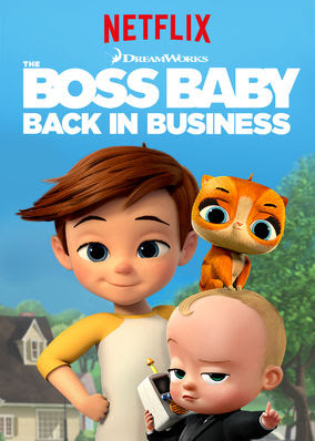 Boss Baby: Back in Business, The - Season 1